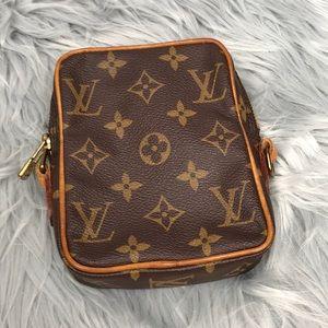 Authentic Louis Vuitton Crossbody Clutch